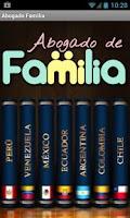 Screenshot of Abogado de Familia