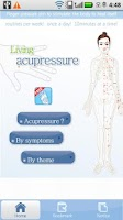 Screenshot of Living Acupressure (massage)