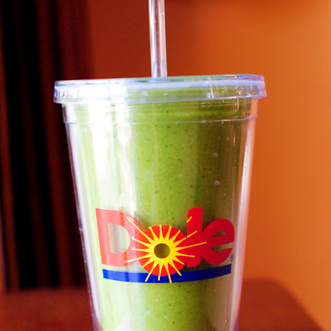 Green Monster Spinach Smoothie