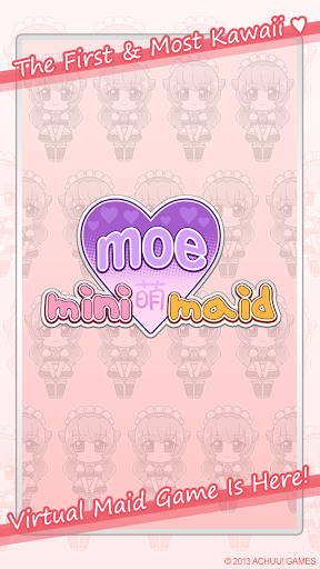 Moe Mini Maid - screenshot