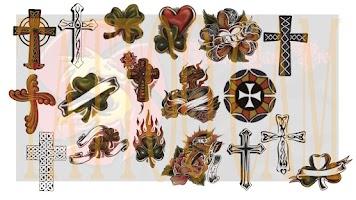 Screenshot of TattooCamPkg - Jesus and Cross