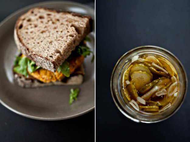 White Bean Burger With Rosemary And Sun-dried Tomatoes Recipe | Yummly