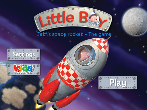 Jetts space rocket: The game - screenshot