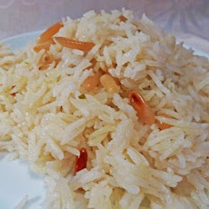 Turkish Wedding Pilaf (Dugun Pilav)