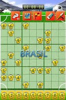 Screenshot of Soccer Sudoku