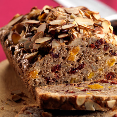 Cranberry Almond Loaf