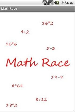 MathRace