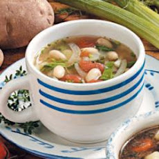 White Bean Fennel Soup