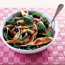 Warm Lemon & Thyme Chicken Salad