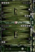 Screenshot of Backgammon Deluxe