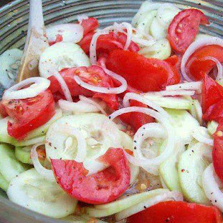 Refreshing Summer Cucumber Salad