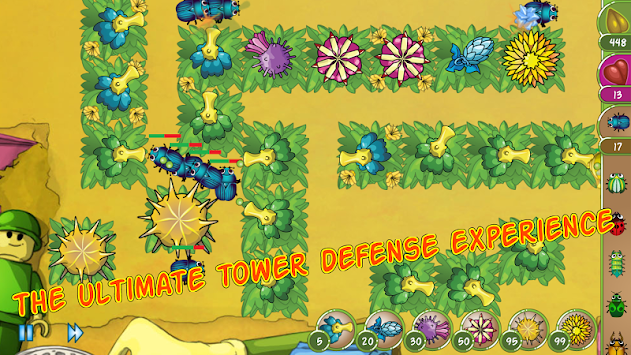 Bug Rush Full apk screenshot
