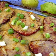 Quick Baked Pork Chops With Sherry Flavour