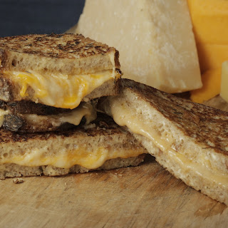 Grilled Cheese Sandwich With Mayonnaise Recipes