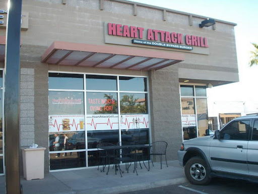 heart attack grill arizona. Heart Attack Grill