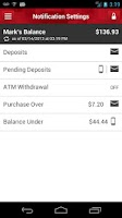 Screenshot of Money Network® Mobile App