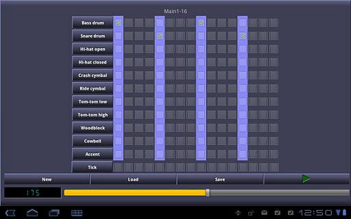 玩音樂App PocketDrummer Android免費 APP試玩