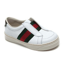 Gucci Leather Branded Trainer TRAINER