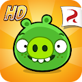 Game Bad Piggies HD APK for Kindle
