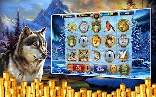Screenshot of Winter Slots 2 - Casino Pokies