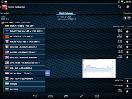 Screenshot of Stock Exchange