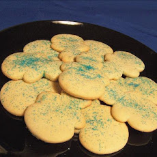 Soft  Sugar Cookie Cutouts