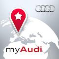 App myAudi mobile APK for Windows Phone