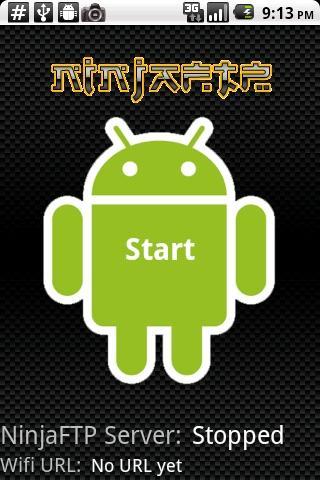 NinjaFTP Server