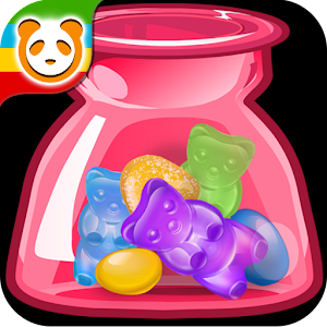 Candy Count - Colors & Numbers