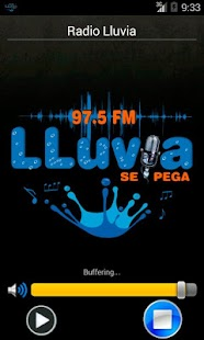 Radio Lluvia FM - screenshot