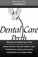 Screenshot of Dental Care Perth