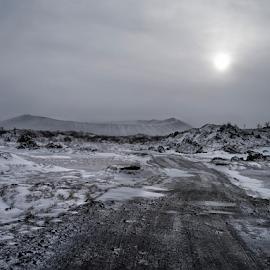 by Kristinn Gudlaugsson - Landscapes Mountains & Hills ( island )
