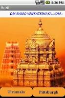 Screenshot of Balaji
