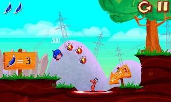 Screenshot of Early Bird
