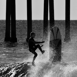 Wipeout by Jose Matutina - Sports & Fitness Surfing ( wipeout,  )