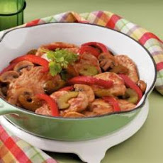 Pork and Veggie Saute