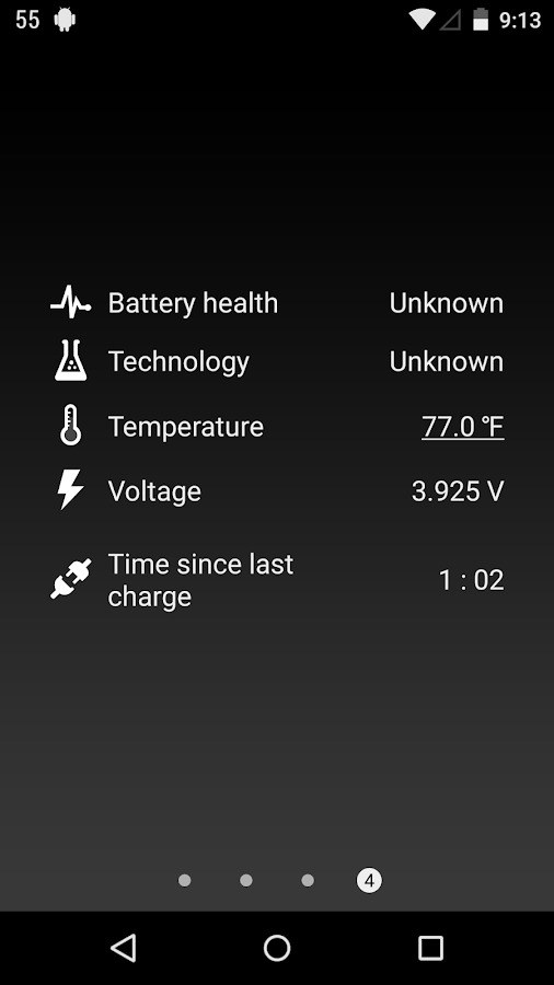 Battery HD Pro Screenshot 5