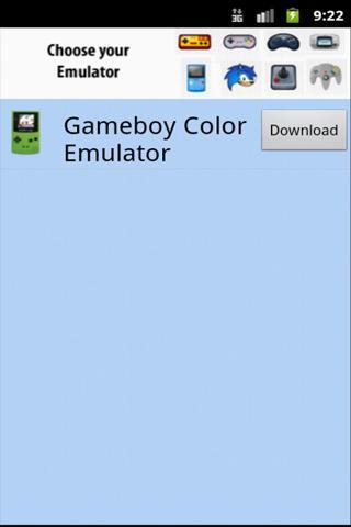 Emulator Player xGBC