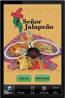 Screenshot of Senor Jalapeno