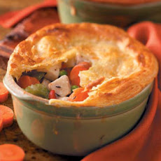 Savory Chicken Potpie Recipe