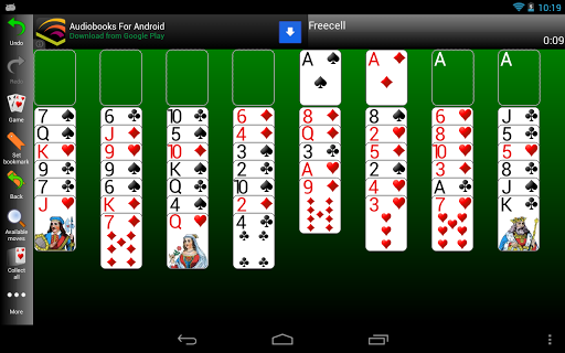 250-solitaire-collection for android screenshot