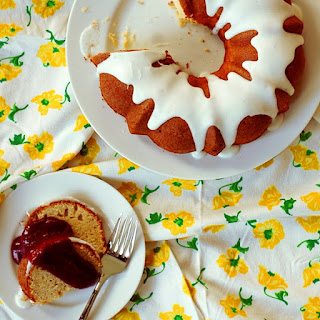 Lemon Poundcake Recipes