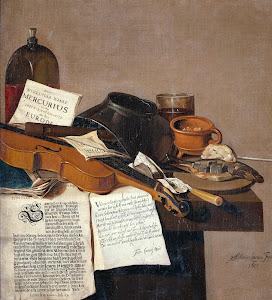 RIJKS: Anthonius Leemans: painting 1655