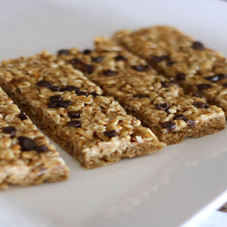 No Bake Homemade Chewy Granola Bars