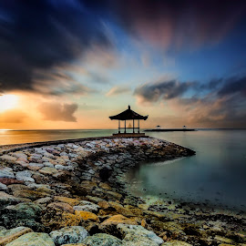 Hello Sanur ! by Rizki Mahendra - Landscapes Sunsets & Sunrises (  )