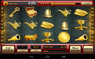 Screenshot of Casino Slots - Slot Machines