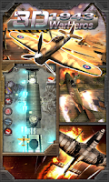Screenshot of The War Heroes 1943-3D