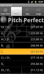 Pitch Perfect License - screenshot