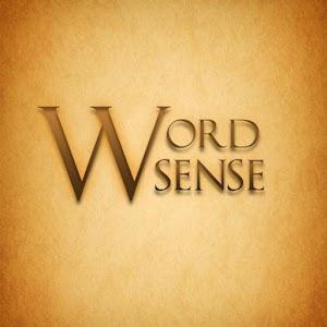 Cover art Word Sense