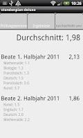 Screenshot of School Timetable Deluxe